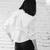 Balenciaga-Chemisier Blanc Structuré - Departement Feminin