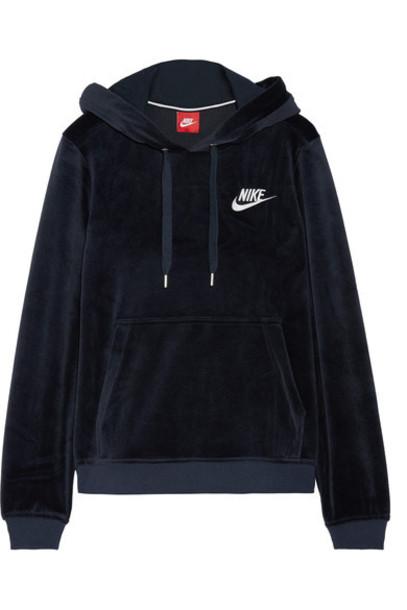 Nike top blue