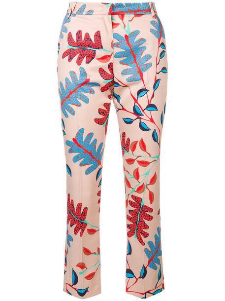 women spandex floral nude pants