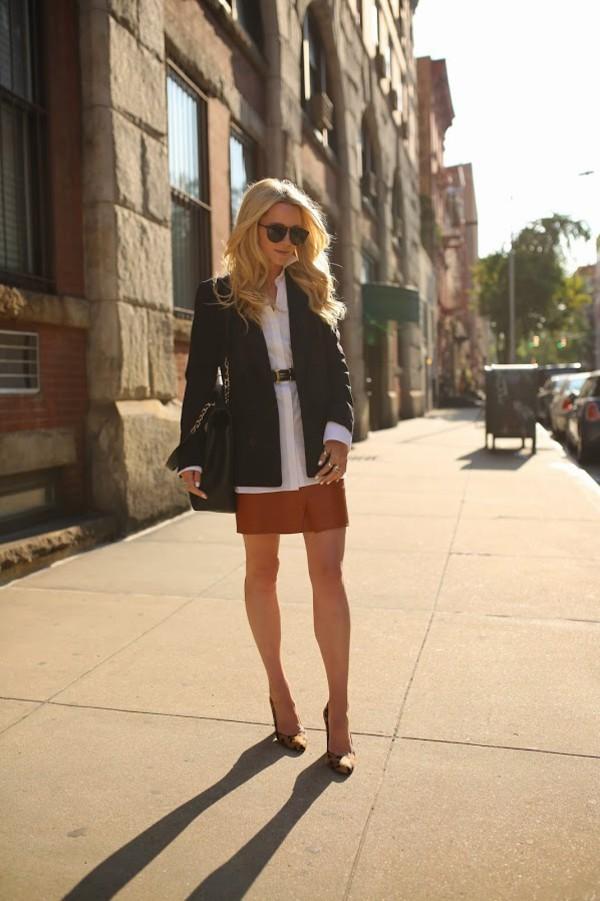 atlantic pacific top skirt jacket sunglasses bag belt