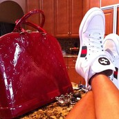 shoes,gucci,gucci sneaker,sneakers,luxus,high top sneakers,bag