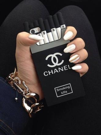 phone case chanel cigarette box iphone case iphone case