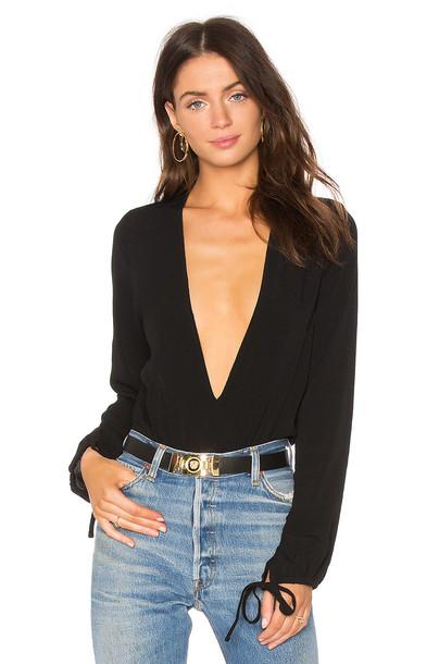 FLYNN SKYE bodysuit black underwear