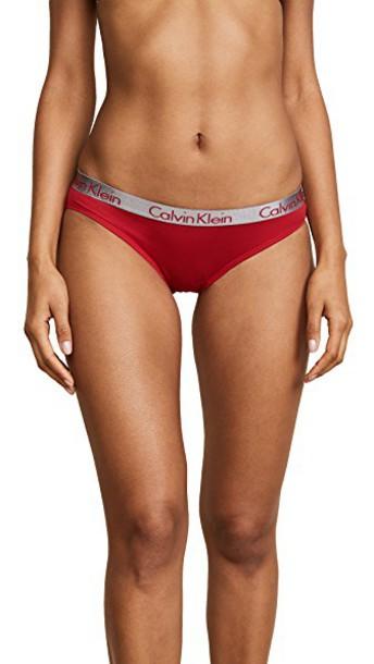 CALVIN KLEIN UNDERWEAR bikini cotton swimwear