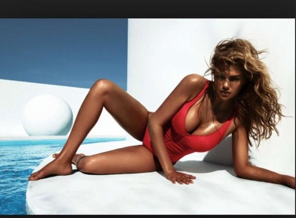 swimwear hot one bikini #sunmer #2014 beauty