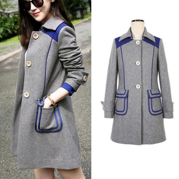 Long Coat For Girl