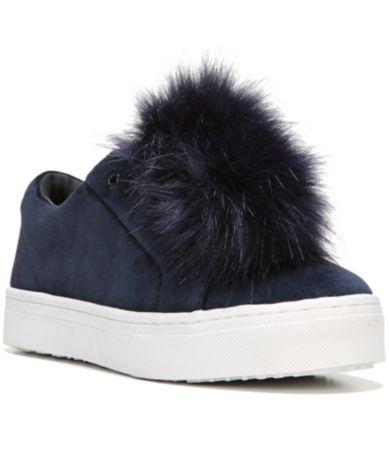 2600c30416fe Sam Edelman Leya Pom Pom Sneakers