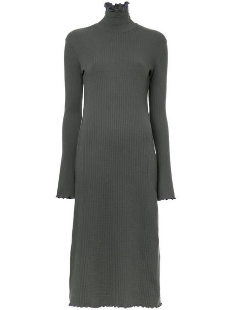 Le Ciel Bleu dress sweater dress women grey