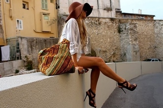 bag print ethnic pattern ethnic print bohemian shoes