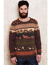 sweater,hipster,fox,foxtail,sweatshirt,indie,boho