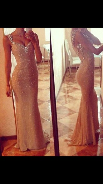 dress open back dresses prom dress ball gown dress sequin dress