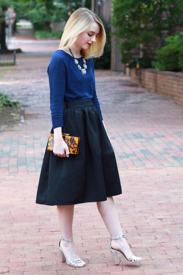 poor little it girl skirt shoes bag
