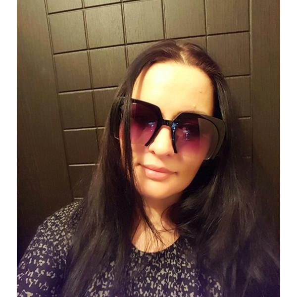 Glasses Without Frame On Bottom : Fashion Sunglasses Without Bottom