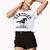 High-Waisted Shorts w/ Belt   FOREVER 21 - 2047847389
