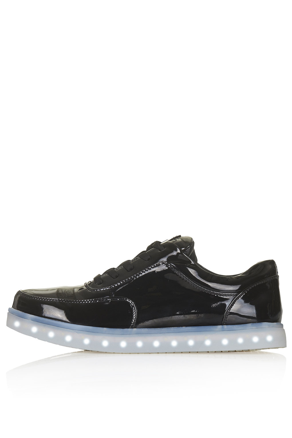 TRANCE Light Up Trainers by Topshop X Glow - Flats - Shoes