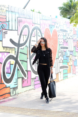 the material girl blogger tote bag