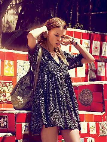 Free people  soul survivor dress at free people clothing boutique