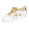 Michael michael kors lola sneakers - optic white/pale gold