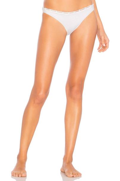 JADE Swim bikini white swimwear