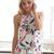 Shop Fashion Avenue - Neon Feather Shorts