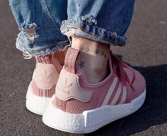 shoes adidas pink shoes