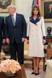 coat,melania trump,first lady outfits,fall coat,fall outfits