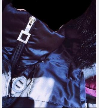 coat fur hood faux fur black black coat black jacket winter outfits cute jacket faux fur jacket fur hood winter jacket winter coat winter jacket cute jacket cute coat