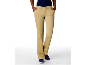 Aeropostale womens basic khaki pants