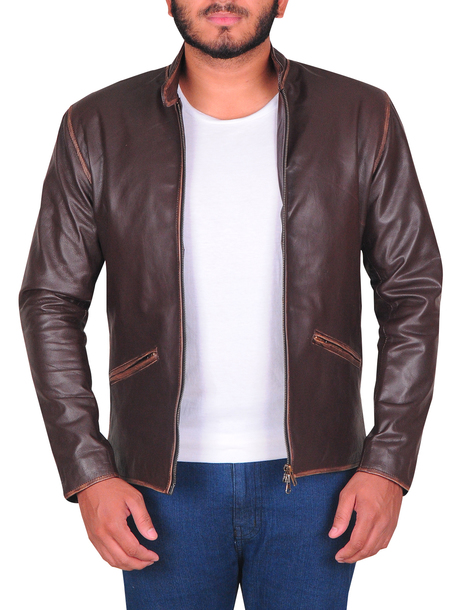 jacket menswear leather jacket fashion brown jacket brown leather jacket fashion trends fashion blogger trendy trendy trendy college boys teen boys canada usa mauvetree 36683 stylish outterwear outfit