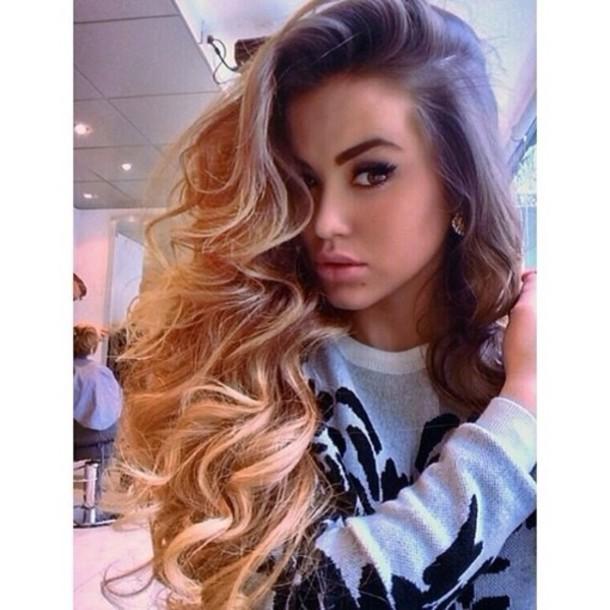Крутые волосы фото