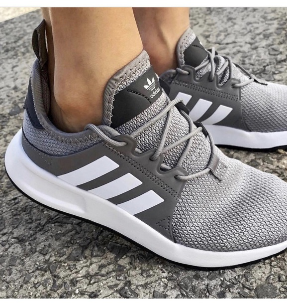 woman adidas running shoes