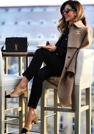 coat camel beige coat