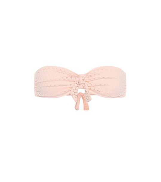 Melissa Odabash bikini bikini top pink swimwear