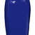 Navy Blue Vinyl Pencil Skirt - Skirts  - Clothing  - Topshop