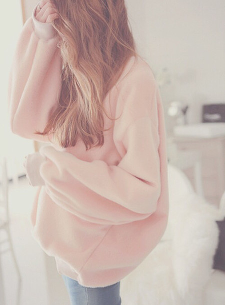 sweater girly sweat