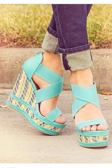 zippers shoes blue light blue jeans stripes