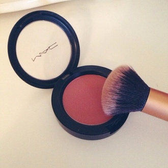 make-up mac cosmetics cheek blush