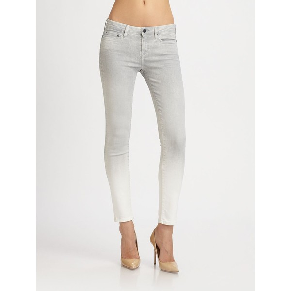 Vince skinny ombre jeans