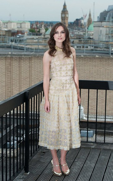 keira knightley dress