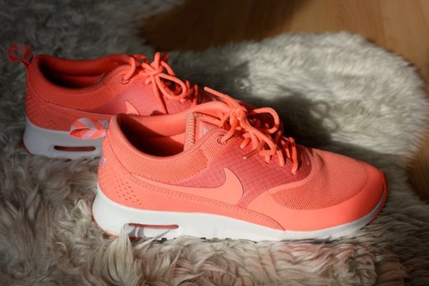 nike air max thea atomic pink