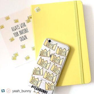 phone cover yeah bunny iphone queen\ queen