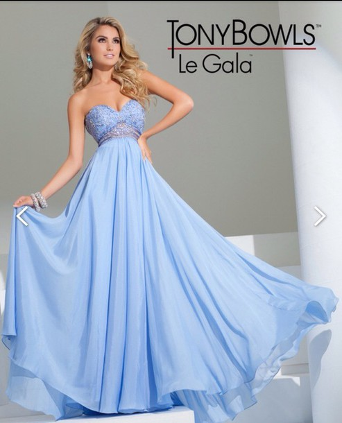 dress prom dress blue dress long dress long prom dress