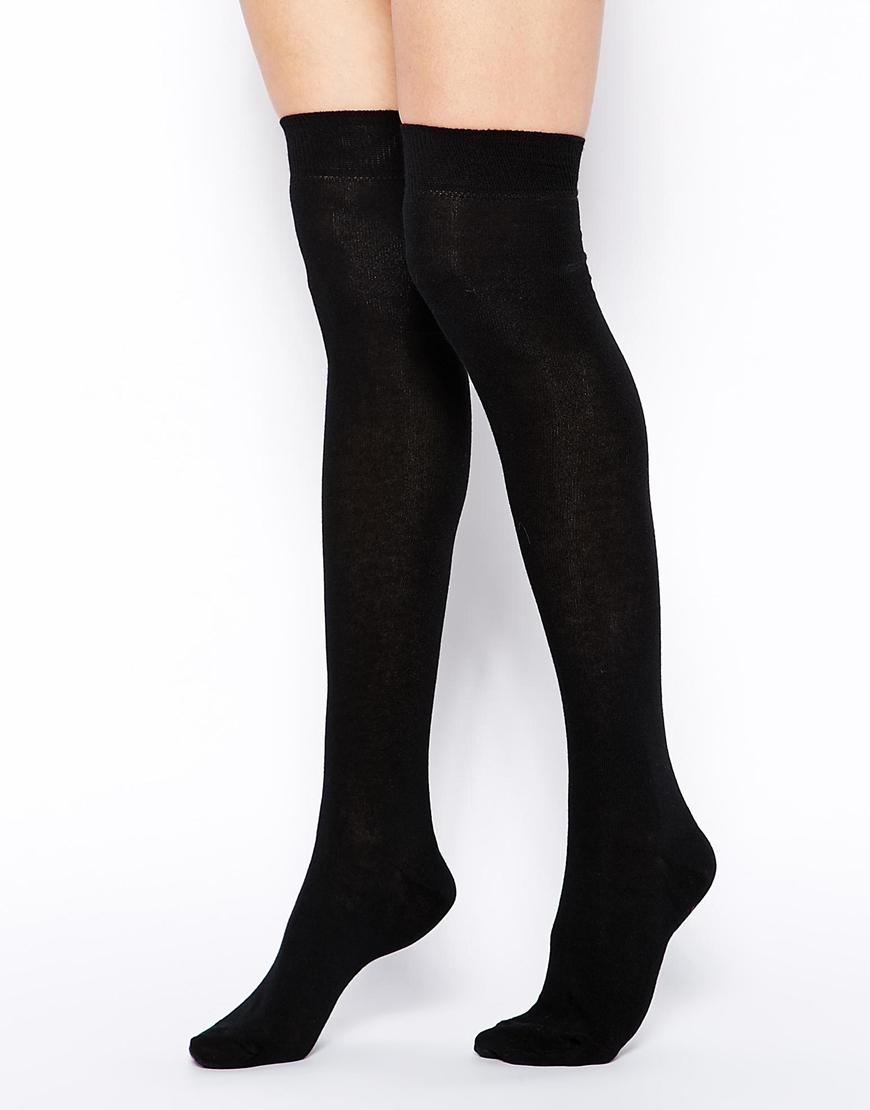ASOS Over The Knee Socks at asos.com