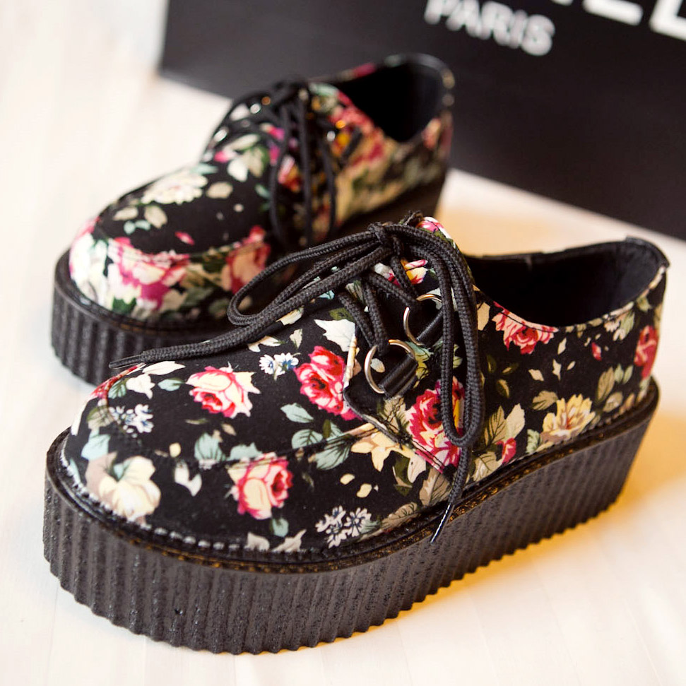 aliexpress buy vivi harajuku platform shoes platform