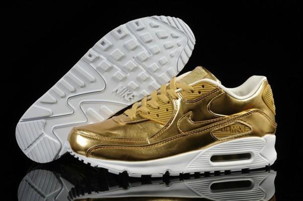low priced 7eb84 abd3f shoes nike air max 90 air max gold air max running shoes air max womens  shoes