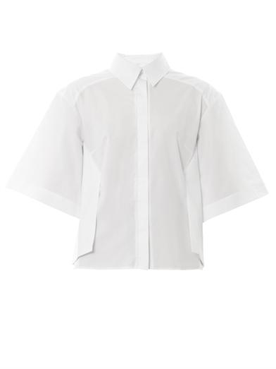Radial cotton shirt | Peter Pilotto | MATCHESFASHION.COM