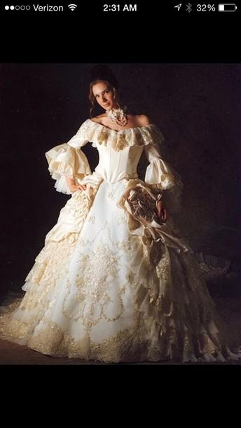 dress victorian gown gown lace vintage vintage dress vintage gown