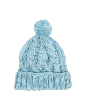 ASOS | ASOS Pastel Bobble Beanie Hat at ASOS