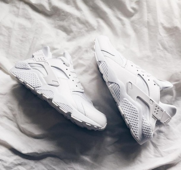 Nike white shoes available for 89£ at