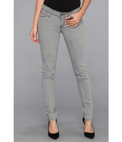 Levi's® Juniors Juniors Curve ID Demi Curve Skinny Jean Power Grey - Zappos.com Free Shipping BOTH Ways